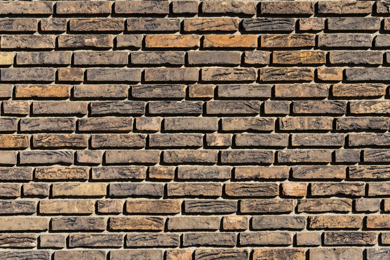 Efekt cegły na ścianie w kilku krokach